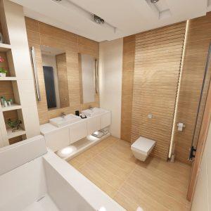 łazienka w Krakowie