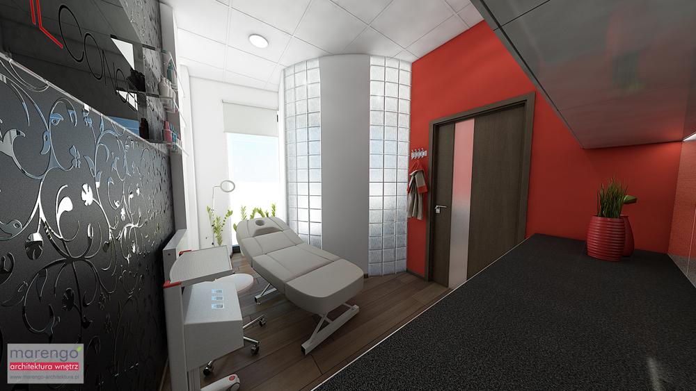 Salon kosmetyczny krak w marengo architektura wn trz for 15 115 salon kosmetyczny