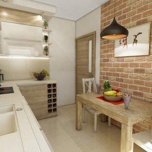 projekt kuchni, Wieliczka