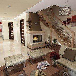 Projekt domu- Siepraw